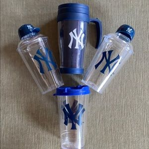 Yankee 4 cup gift pack